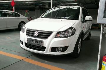 铃木 天语SX4两厢 2012款 1.6 自动 锐骑运动型