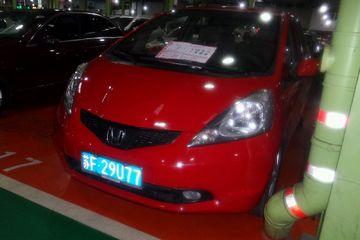 本田 飞度两厢 2008款 1.3 自动 舒适型