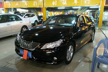 丰田 锐志 2010款 2.5 自动 V风度菁英版