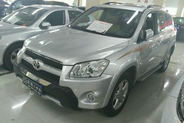丰田 RAV4 2012款 2.0 手动 炫装版四驱