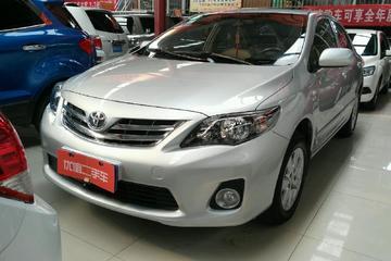 丰田 卡罗拉 2013款 1.6 手动 GL炫酷特装版