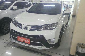 丰田 RAV4 2013款 2.5 自动 尊贵型四驱