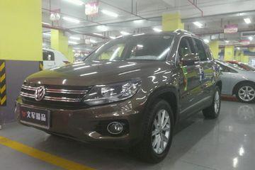 大众 Tiguan 2012款 2.0T 自动 舒适版四驱