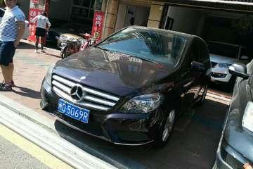 奔驰 B级 2012款 1.6T 自动 B180