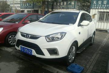 江淮 瑞风S5 2013款 2.0T 手动 尊享版