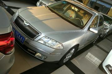 斯柯达 明锐 2009款 1.8T 自动 逸仕版