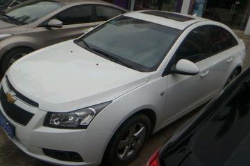 雪佛兰 科鲁兹三厢 2013款 1.6 自动 SE