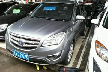 长安 CS35 2012款 1.6 自动 豪华型 国V