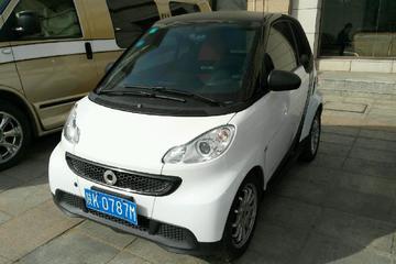 smart ForTwo 2012款 1.0 自动 硬顶标准版