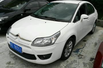 雪铁龙 世嘉三厢 2011款 1.6 手动 时尚型