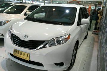 丰田 塞纳 2010款 2.7 自动