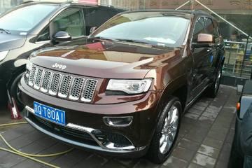 Jeep 大切诺基 2016款 3.6 自动 旗舰尊耀版