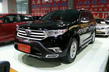 丰田 汉兰达 2012款 2.7 自动 精英版7座前驱