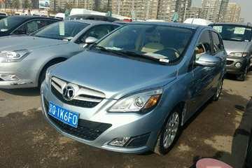 北京汽车 E系列两厢 2012款 1.5 自动 乐享版