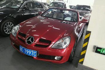奔驰 SLK级 2010款 3.0 自动 SLK300 Grand Edition
