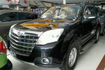 哈弗 哈弗H5 2011款 2.0T 手动 智尊版绿静舒适型后驱 柴油