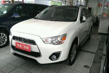三菱 劲炫 2013款 2.0 自动 旗舰版四驱