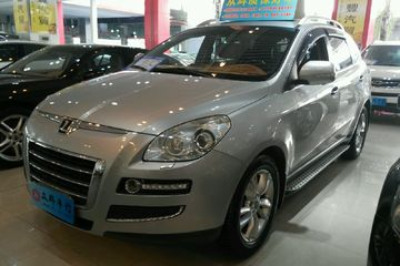 纳智捷 大7-SUV 2011款 2.2T 自动 智尊型四驱