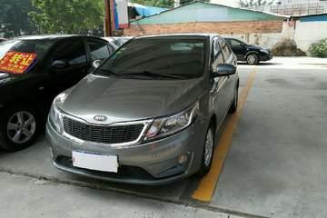 起亚 K2三厢 2011款 1.4 手动 GLS