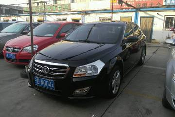 奔腾 B70 2012款 1.8 手动 豪华型