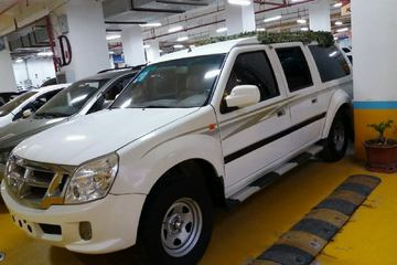 福田 传奇 2006款 2.2 手动 C豪华型