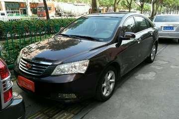 吉利汽车 EC7经典三厢 2012款 1.8 自动 豪华型