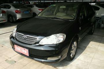 丰田 花冠 2006款 1.8 自动 GL-I