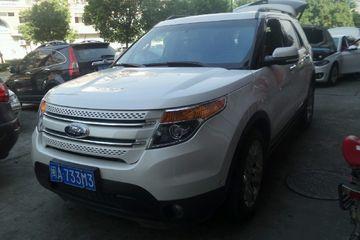福特 探险者 2013款 3.5 自动 尊享型四驱