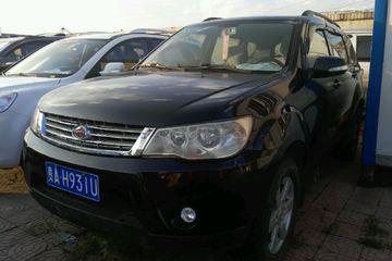 陆风 X8 2009款 2.5T 手动 豪华型后驱 柴油