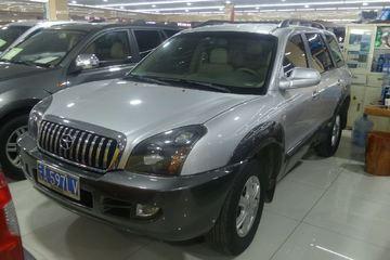 江淮 瑞鹰 2010款 1.9T 手动 高原豪华型前驱 柴油