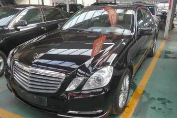 奔驰 E级 2010款 3.0 自动 E300L时尚型