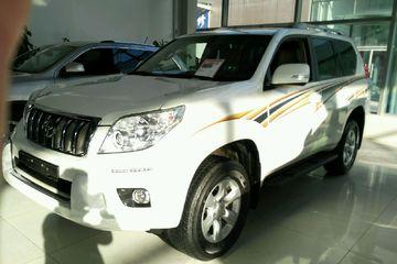 丰田 普拉多 2010款 2.7 自动 中东高配版