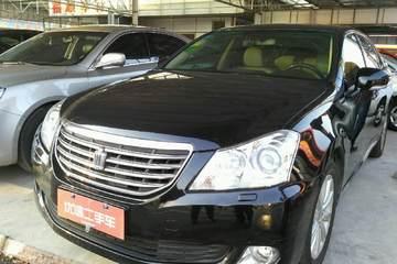 丰田 皇冠 2010款 2.5 自动 Royal天窗导航版