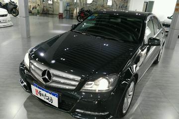 奔驰 C级 2011款 1.8T 自动 C260时尚型CGI