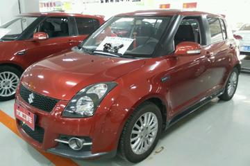 铃木 雨燕 2011款 1.5 自动 标准型