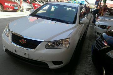 吉利汽车 EC7经典两厢 2010款 1.5 手动 舒适型