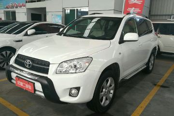 丰田 RAV4 2012款 2.0 自动 经典型前驱