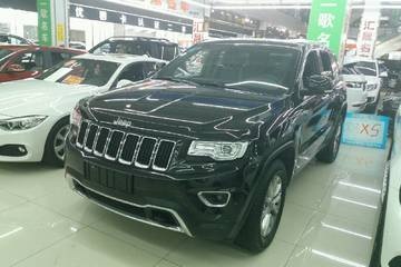 Jeep 大切诺基 2015款 3.0 自动 舒享导航版