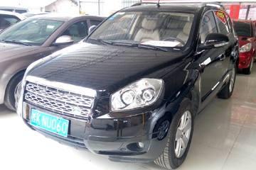 吉利汽车 全球鹰GX7 2012款 2.4 自动 舒适型