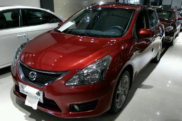 日产 骐达 2011款 1.6T 自动 炫动型