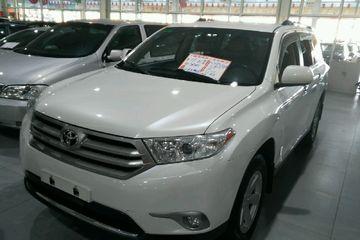 丰田 汉兰达 2012款 2.7 自动 精英版5座前驱