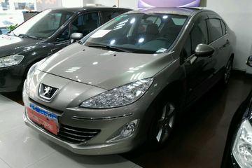 标致 408 2011款 2.0 自动 舒适型