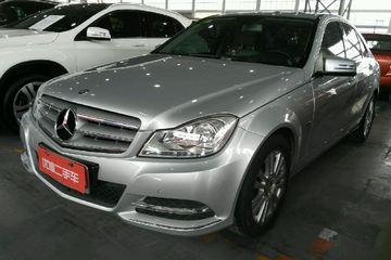 奔驰 C级 2011款 1.8T 自动 C200优雅型CGI