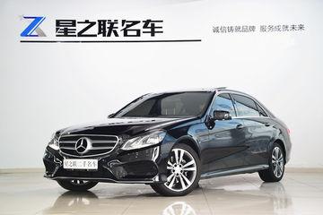 奔驰 E级 2015款 2.0T 自动 E260L运动型 改款