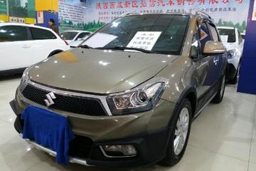 铃木 天语SX4两厢 2012款 1.6 自动 锐骑型