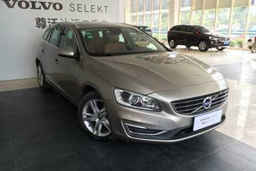 沃尔沃 V60 2017款 2.0T 自动 T5 Cross Country 四驱