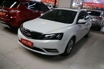 吉利汽车 帝豪三厢 2014款 1.5 手动 精英型