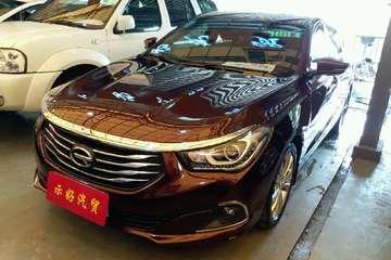 广汽传祺 传祺GA6 2016款 1.5T 自动 235T精英版