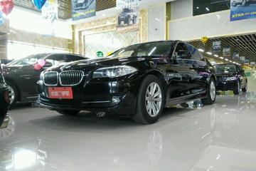 宝马 5系三厢 2012款 2.0T 自动 520i典雅型