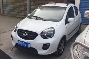 吉利汽车 熊猫Cross 2014款 1.5 自动 精英型